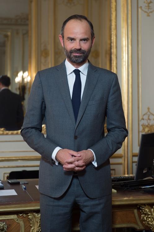 Edouard Philippe en visite auVietnam