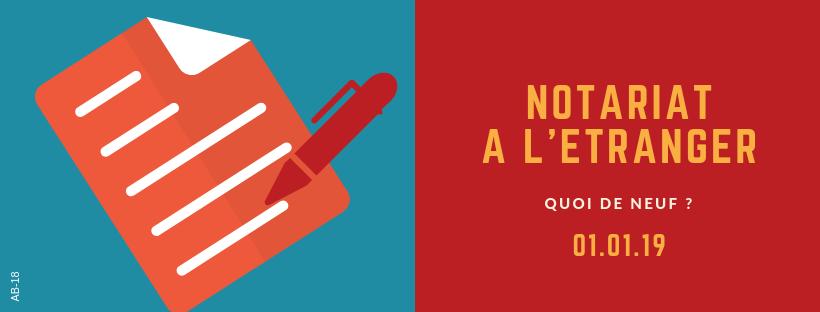 Vers la fin du notariatconsulaire?