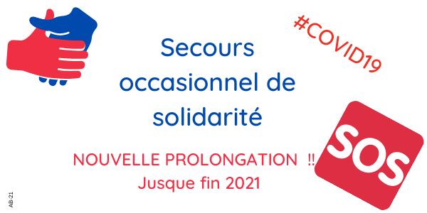 SOS, le secours occasionnel desolidarité